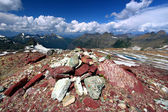 Paysage de glacier Sperry - montana — Photo