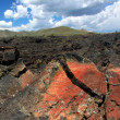 Craters of the Moon - Idaho — Stock Photo