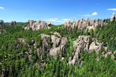 Needles Rock Formations — Stock Photo