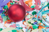 Christmas items — Stock Photo