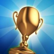 Trophy cup — Stock Photo #7397934