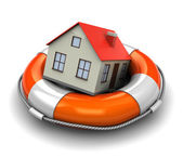 Home insurance — Stock Photo