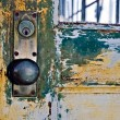 Stock Photo: Old Door Knob