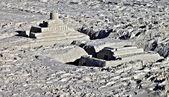 Sandcastles — Stock Photo