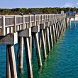 Stock Photo: Fishing Pier