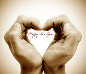 Yeni yılınız kutlu olsun — Stok fotoğraf