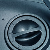 Control knob — Stock Photo
