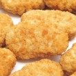 Royalty-Free Stock Photo: Chicken nuggets