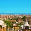 Park Guell, Barcelona, Spain — Stock Photo #7620895