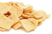 Wheat snacks — Stock Photo