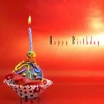 Happy birthday — Stock Photo #7652642