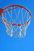 Kosz koszykówka — Zdjęcie stockowe