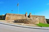 Forti de sant jordi, em tarragona, espanha — Foto Stock
