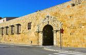 Portal de Sant Antoni in the Wall of Tarragona, Spain — Stock Photo
