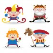 Set of funny — Stock Vector #6933234