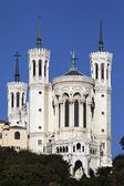 Basilica in blue sky — Stock Photo