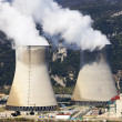 Stock Photo: Nuclear energy