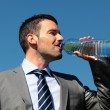 Water for man — Stock Photo