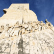 Stock Photo: Padrao dos Descobrimentos and blue sky