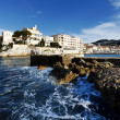 Stock Photo: Cassis harbor