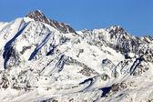 Snow peak — Stock Photo
