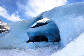 Mar de hielo — Foto de Stock