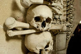 Ossuary — Stock Photo