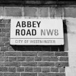 Stock Photo: Abbey Road, London, UK