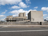 National theatre in londen — Stockfoto