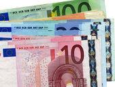 Nota de euro — Foto Stock