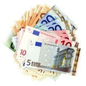 Euro note — Zdjęcie stockowe