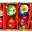 Baubles picture — Stock Photo