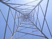 传动线塔 — 图库照片