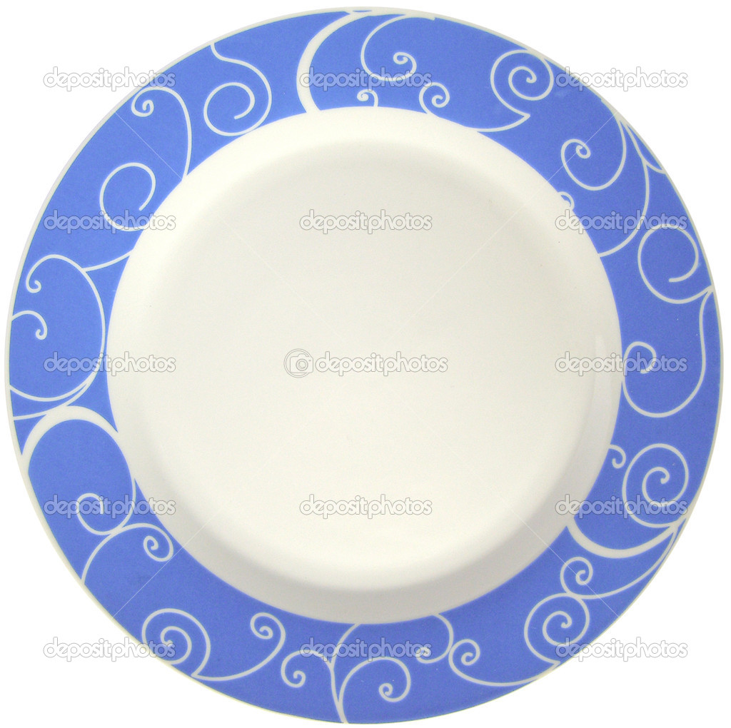 Isolated dish  Stock Photo #7221593