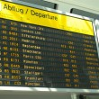 Timetable — Stock Photo #7243010