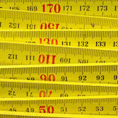Ruler picture — Stock Photo