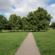 Regents Park, London — Stockfoto