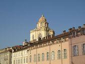 San Lorenzo Turin — Stock Photo