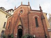 San Domenico Church, Turin — Stock Photo