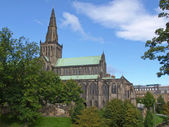 Glasgow cathedral — Stockfoto