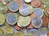 Foto de euros — Foto de Stock