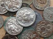 Roman coins — Stock Photo