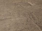 почвы картина — Стоковое фото