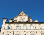 Igreja de san lorenzo, turim — Fotografia Stock
