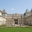 Stock Photo: Castello del Valentino, Turin