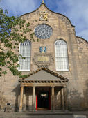 Canongate, Edinburgh — Stock fotografie