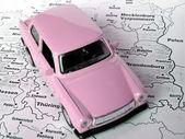 Trabant car — Photo