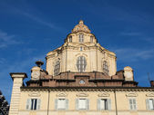 San Lorenzo church, Turin — Foto Stock