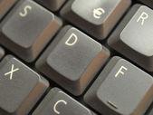 Toetsenbord van de computer — Stockfoto