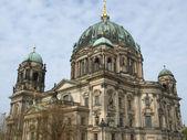 Berliner dom — Stockfoto